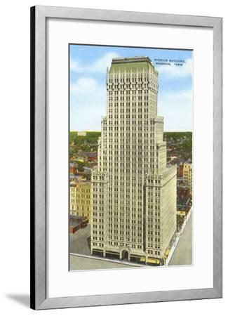 Sterick Building, Memphis, Tennessee Art Print by | Art com