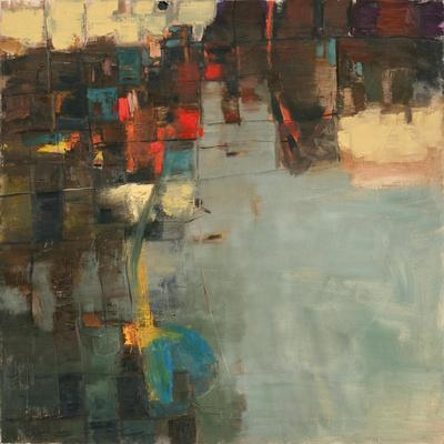 Arabesque-Ahmed Noussaief-Premium Giclee Print