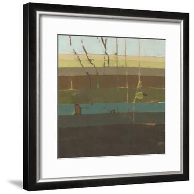 Cadenza-Ahmed Noussaief-Framed Premium Giclee Print