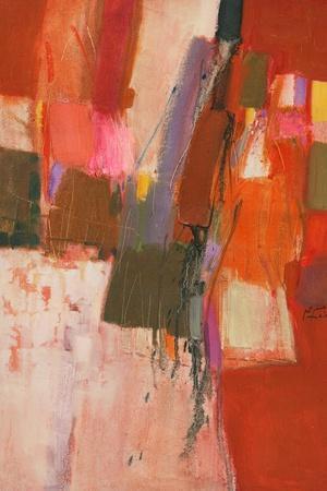 Carmen-Ja'afar Mohammed Khader-Stretched Canvas Print
