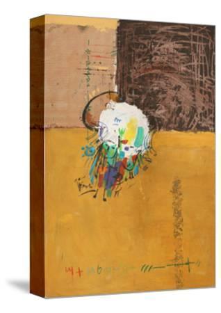 Merce-Sattar Darwich-Stretched Canvas Print