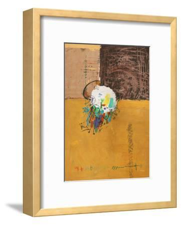 Merce-Sattar Darwich-Framed Premium Giclee Print