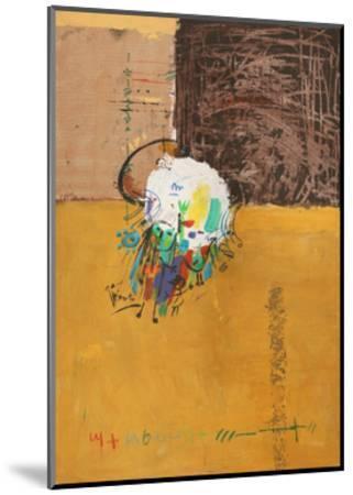 Merce-Sattar Darwich-Mounted Premium Giclee Print