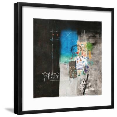 Clamor-Sattar Darwich-Framed Premium Giclee Print