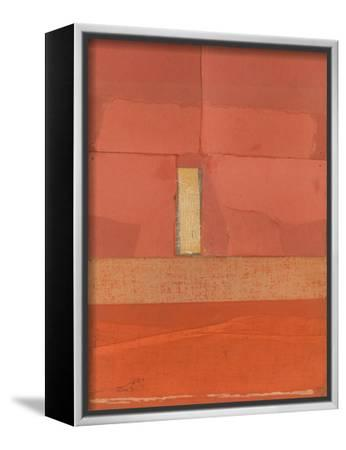 Book Cover 47-Qasim Sabti-Framed Stretched Canvas Print