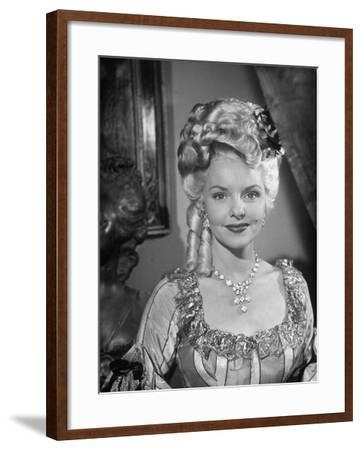 Actress, Elizabeth Fraser--Framed Photographic Print
