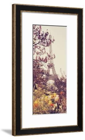 Springtime in Paris-Liz Rusby-Framed Giclee Print