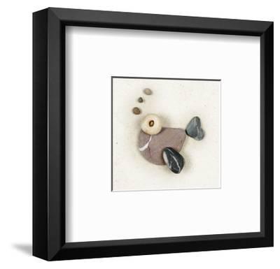 Stonefish I-Ian Winstanley-Framed Giclee Print