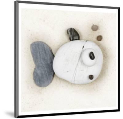 Stonefish II-Ian Winstanley-Mounted Giclee Print