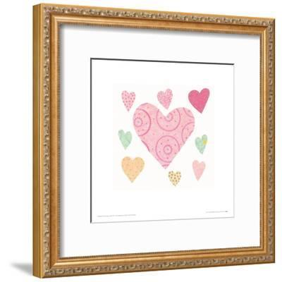 Lots of Love-Rachel Taylor-Framed Giclee Print