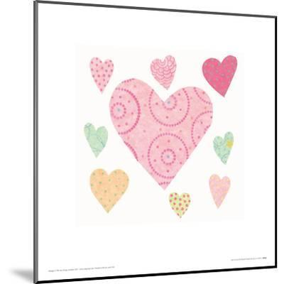 Lots of Love-Rachel Taylor-Mounted Giclee Print
