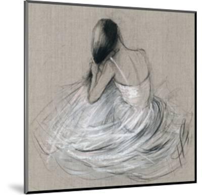 Matinée-Hazel Bowman-Mounted Giclee Print