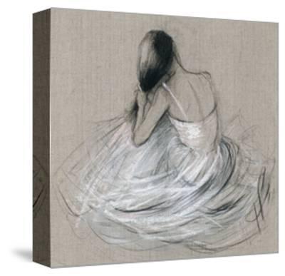 Matinée-Hazel Bowman-Stretched Canvas Print