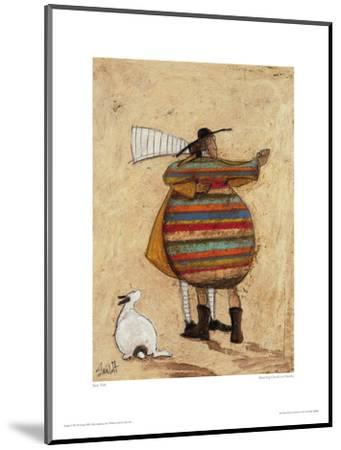 Dancing Cheek To Cheeky-Sam Toft-Mounted Giclee Print