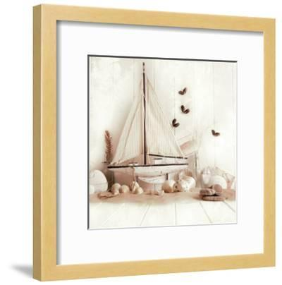 Seaside Collection-Ian Winstanley-Framed Giclee Print