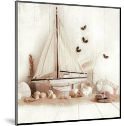 Seaside Collection-Ian Winstanley-Mounted Giclee Print