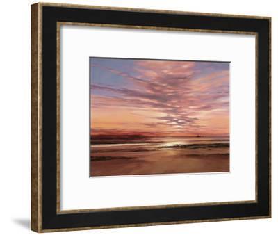 On An Island-Jonathan Sanders-Framed Giclee Print