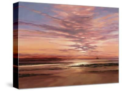 On An Island-Jonathan Sanders-Stretched Canvas Print