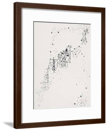 Astray; Verirrte-Paul Klee-Framed Giclee Print