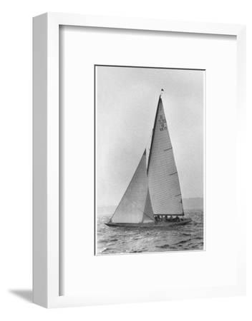 Vogue - September 1958-Toni Frissell-Framed Premium Photographic Print