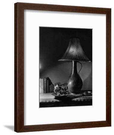 House & Garden - May 1937-Joseph B. Wurtz-Framed Premium Photographic Print