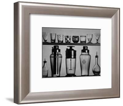 House & Garden - May 1933-The 3-Framed Premium Photographic Print