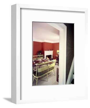 House & Garden - March 1958-Tom Leonard-Framed Premium Photographic Print