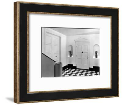 House & Garden - May 1940-Peter Nyholm-Framed Premium Photographic Print