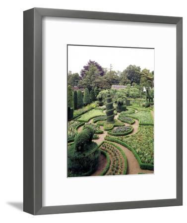 House & Garden - October 1961-Tom Leonard-Framed Premium Photographic Print