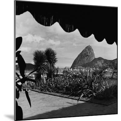 House & Garden - August 1947-Luis Lemus-Mounted Premium Photographic Print