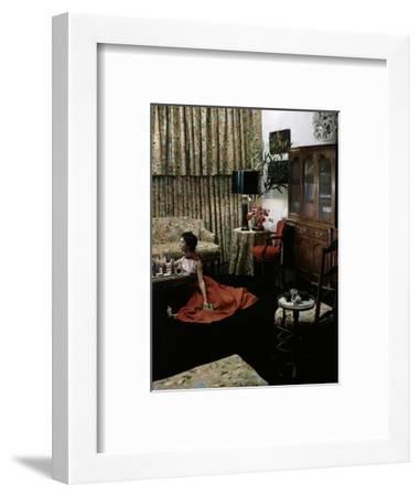 House & Garden - May 1949-Horst P. Horst-Framed Premium Photographic Print