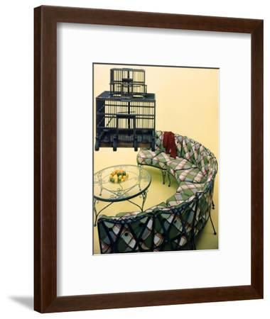 House & Garden - April 1948-Haanel Cassidy-Framed Premium Photographic Print