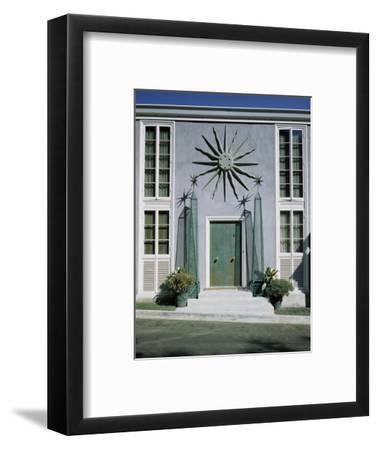 House & Garden - April 1950-Shirley C. Burden-Framed Premium Photographic Print