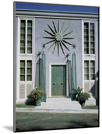 House & Garden - April 1950-Shirley C. Burden-Mounted Premium Photographic Print