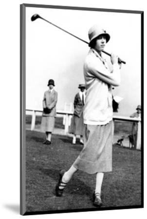 Vanity Fair - September 1925-Photo-Illustration Company-Mounted Premium Photographic Print