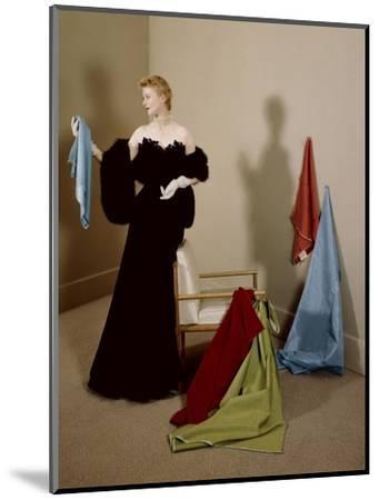 House & Garden - September 1950-Herbert Matter-Mounted Premium Photographic Print