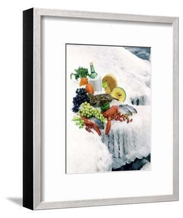 House & Garden - April 1961-Stan Young-Framed Premium Photographic Print