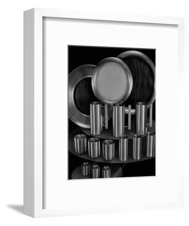 House & Garden - February 1933-Martinus Andersen-Framed Premium Photographic Print
