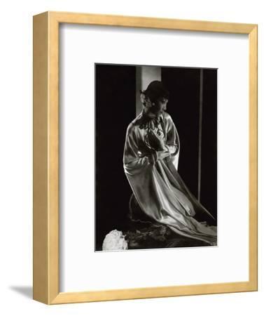 Vanity Fair - April 1931-Edward Steichen-Framed Premium Photographic Print