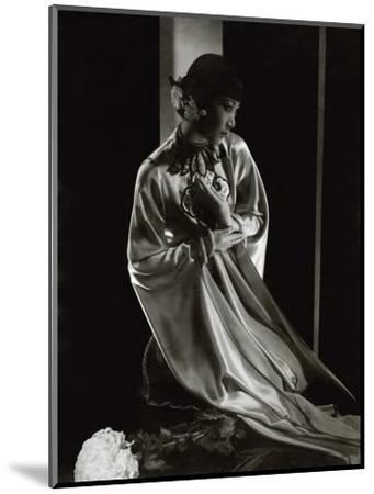 Vanity Fair - April 1931-Edward Steichen-Mounted Premium Photographic Print