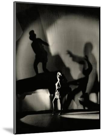 Vanity Fair - March 1930-Florence Vandamm-Mounted Premium Photographic Print
