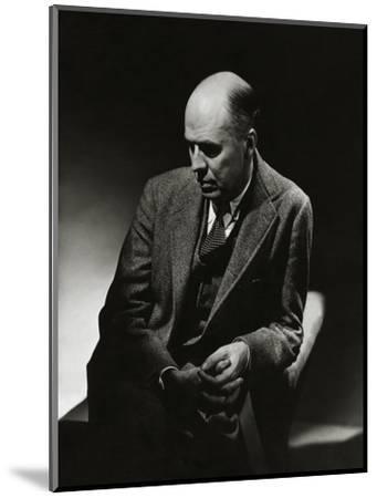 Vanity Fair - January 1934-Lusha Nelson-Mounted Premium Photographic Print