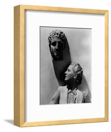 Vanity Fair - August 1935-Lusha Nelson-Framed Premium Photographic Print
