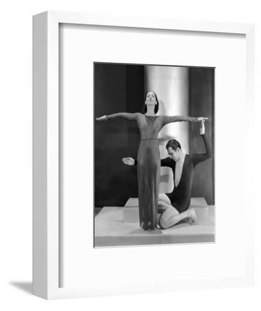 Vanity Fair - March 1930-Nickolas Muray-Framed Premium Photographic Print