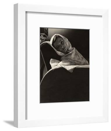 Vanity Fair - February 1936-Edward Steichen-Framed Premium Photographic Print