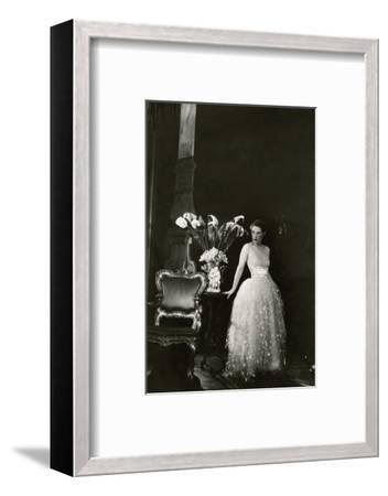 Vanity Fair - April 1929-Cecil Beaton-Framed Premium Photographic Print