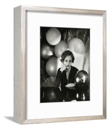 Vanity Fair - April 1931-Cecil Beaton-Framed Premium Photographic Print
