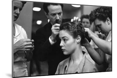 Vogue - June 1949-Constantin Joff?-Mounted Premium Photographic Print