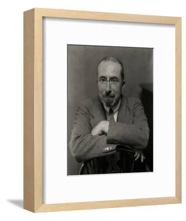 Vanity Fair - November 1926-Nickolas Muray-Framed Premium Photographic Print