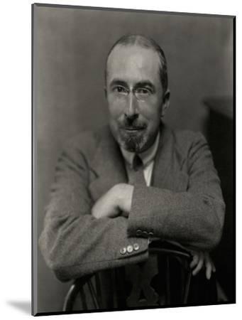 Vanity Fair - November 1926-Nickolas Muray-Mounted Premium Photographic Print